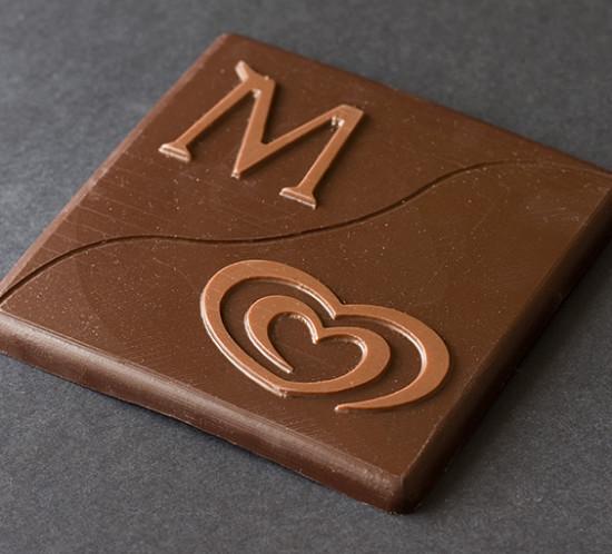 gadget di cioccolato