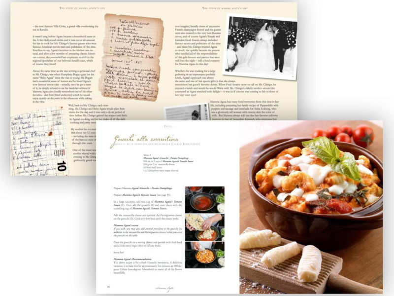 mamma agata cookbook