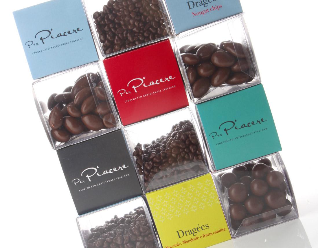packaging alimentare cioccolato